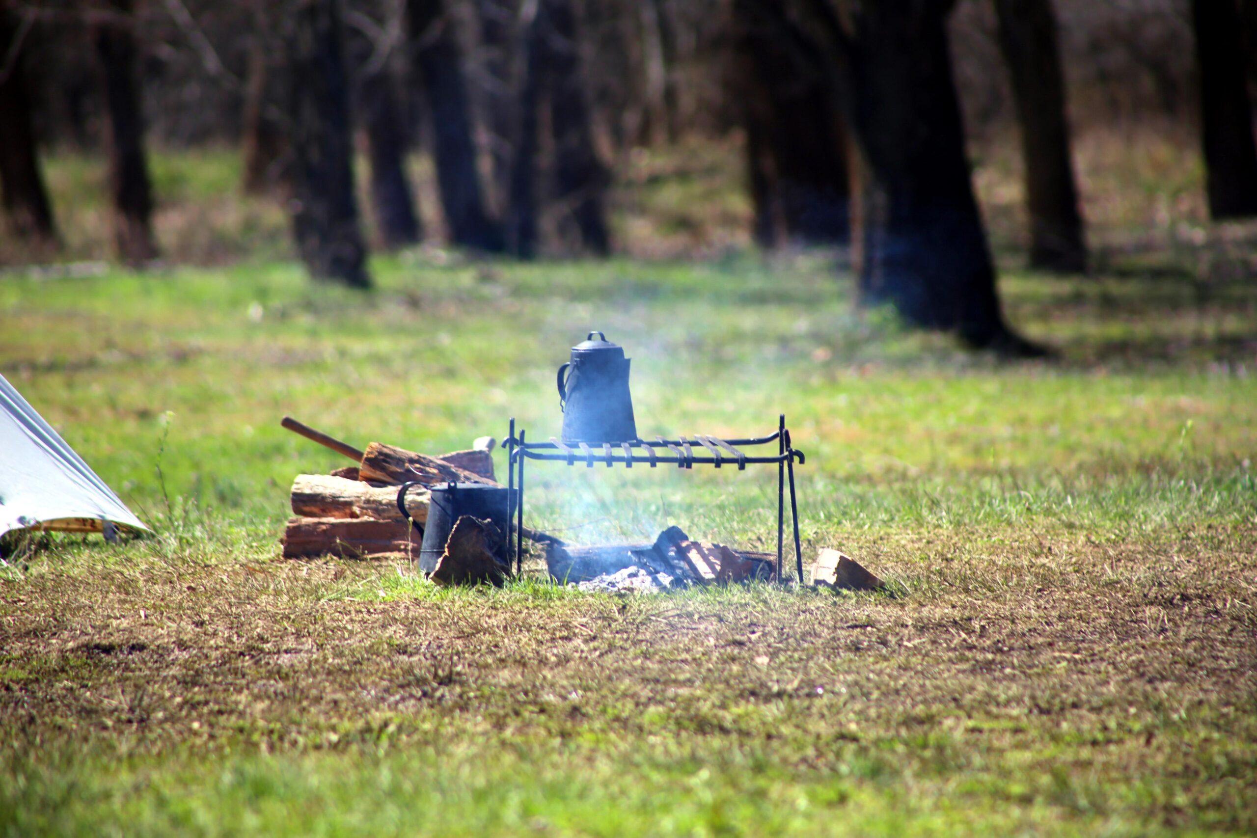Civil War-Camp Fire 2