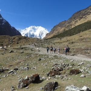 Unterwegs in den Anden